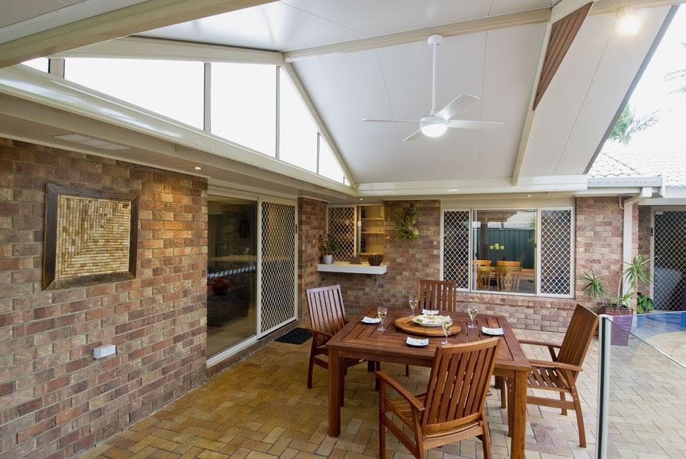 Stratco Outback Gable Patio Verandah – Home Decor Ideas